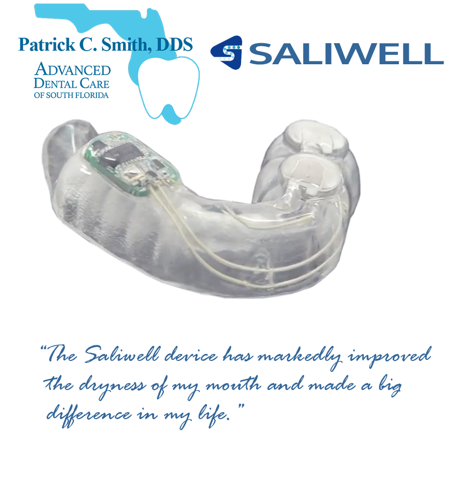 Dr. Patrick Smith presents Sailwell, the Cure For Dry Mouth - Xerostomia